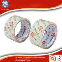 China Pure Crystal Clear Tape Environment Protection High Adhesive 48mm X 30m 45mic wholesale