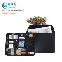 China Black Neoprene GRID Gadget Organizer / Elastic Organizer Board wholesale