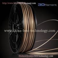 China 3D Printer Filament ABS 1.75mm Brown wholesale