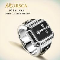 China Morsca Trendy Fashion Jewellery Buy Silver Ring Online wholesale