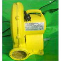 Buy cheap Yellow Different Voltage Portable Inflatable Air Blower For Bouncy Castle from wholesalers