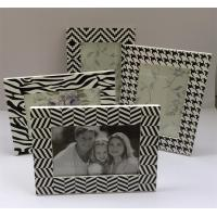 China Frame  MDF Photo Frame Wooden frames Photo Frame in Europe and America in Europe and Ameri wholesale