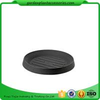 "China Plastic Flower Pot Saucers / Plant Pot Trays Prevents Water Stains On Decks ​Large: is 13"" inside diameter, 18"" outside wholesale"
