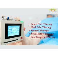 China 15 Watts Podiatry Laser Removal Machine For Heel Pain Therapy 980nm Wavelength wholesale