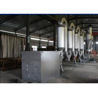 China Sawdust Air Dryer Machine Fully Automatic Airflow Dryer With Cyclone Sepereator wholesale