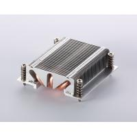 China ISO Aluminium Copper Heat Sink Die Castings / Extrusion Heat Sink For CPU wholesale