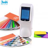 Buy cheap Paper color fastness tester cheap 45/0 spectrophotometer NS800 3nh vs BYK 6801 and Xrite exact density meter from wholesalers