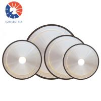 China abrasive tools / Diamond Grinding Wheel with resin bond for sharpening carbide tools, PCD, PCBN wholesale