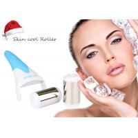 China Derma rolling system ice roller for skin rejuvenation with soft stainless head wholesale