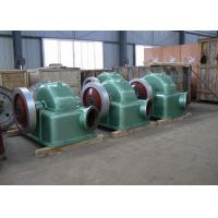 China High efficiency 100kw Turgo Turbine Generator Horizontal Type For Power Station wholesale