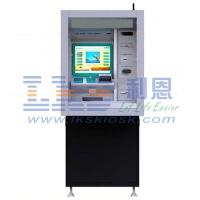 China Through The Wall Mode Card Dispenser Kiosk Cold - Roll Steel Sheet wholesale