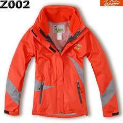 China Ozark women two piece jacket winter coat winter wear wholesale