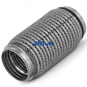 China Inner Braid SCANIA 102mm 8708920000 Interlock Flex Pipe wholesale