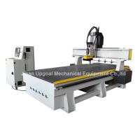 China Changing 4 Pcs Tools Linear ATC CNC Router with SYNTEC System wholesale