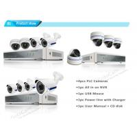 Wholesale 720P HD POE Bullet NVR Kit from china suppliers