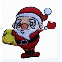 China Santa Claus Embroidery Patch (No. 8) wholesale