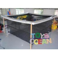 Quality Customizable DWF Round Inflatable Water Yacht Pool Outdoor Equipment For Adult for sale