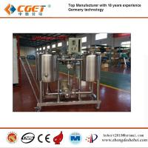 China zhongde hotel draft beer equipment 500L wholesale