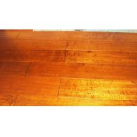 China Maple Engineered Flooring Flooring handscraped and Distressed Surface wholesale
