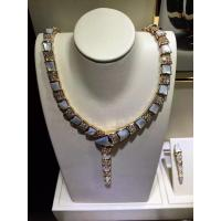 China Bvlgari   brand jewelry gold  necklace 18kt gold  with white gold or  yellow gold or  pink(rose)gold wholesale