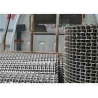 China Food Processing Wire Mesh SS Conveyor Belt For Cooling And Freezing wholesale