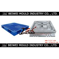 China hot sale good quality HDPE pallet injection mould wholesale