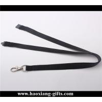 China customized attractive sublimation polyester neck strap with your  design logo wholesale
