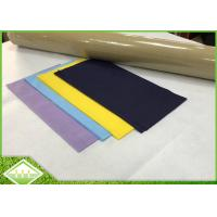 China PP Spunbond Non Woven Sheet Fabric , Non Woven Cloth Customized Sized on sale