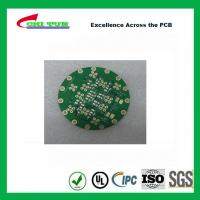 China Printed Circuit Board Double Sided Pcb Communication Pcb  2l Ro4350b 0.8mm Immersiongold wholesale