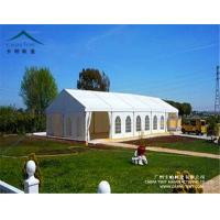 China 9m / 10m / 12m Width Small Outdoor Party Tents For Family Gathering wholesale