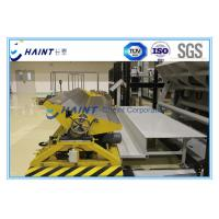 China Chaint Fabric Roll Handling Equipment 18 M / Min Conveyor Speed For Nonwoven Fabric Rolls wholesale