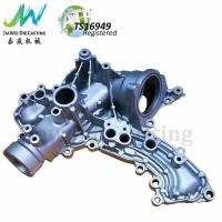 China Sand Casting Surface Die Cast Auto Parts , ODM Automatic Transmission Valve Body wholesale