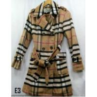 China Burberryes New style lady coat winter jacket down coat wholesale