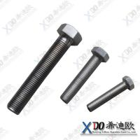 China supplying  inconel 600 stainless steel hex bolt factory low prices wholesale