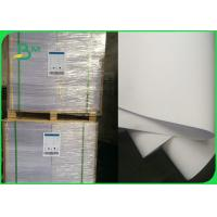 China 70 / 80 / 90GSM High Whiteness Copier Paper Rolls for Printing Press wholesale