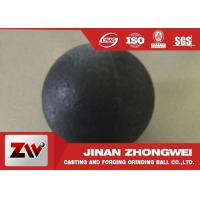China 3 Inch Good Wear Resisitance Forged and Casting Grinding Steel Balls wholesale