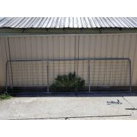 China 10ft Safety Mesh Metal Farm Gates Horse Cattle Sheep Yard Panels wholesale