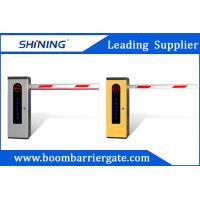 China Intelligent Car Parking Equipment High Speed Parking Automatic Boom Barrier wholesale