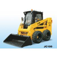 China Implement Automatica Concrete Skid Steer Equipment With Mechanical Control System wholesale