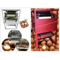 China 120 kg/h Macadamia Nut Slotting Machine for Sale wholesale