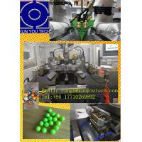 China 0.68 inch Paintball Filling Machine With PID Control / 32000 Paintball / Hour on sale