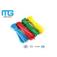China High quality Self-Locking Nylon Cable Ties With CE, UL Certification wholesale