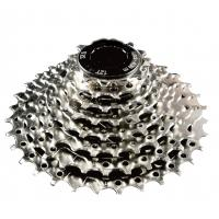 China Carbon Steel Stamping / Assembling 11T / 32T Bicycle Cassette 8 Speed Freewheel wholesale