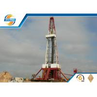 China API Grade Land Oil Well Drilling Rig , Electrical Onshore Drilling Rig Equipment wholesale