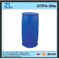 China light yellow DTPA-5Na liquid stabilizer wholesale