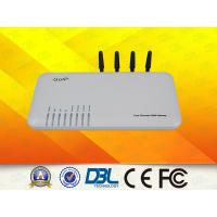 Buy cheap 4 Port VAD VoIP SIP Gateway With IMEI change / VoIP Flash from wholesalers
