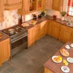 China Polished Surface Natural Stone Countertops Granite Kitchen Countertops wholesale