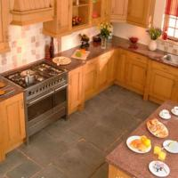 Quality Polished Surface Natural Stone Countertops Granite Kitchen Countertops for sale