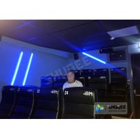 China Stable And Mature 4D Cinema System With Construction Drawings And Related Technical Advice wholesale