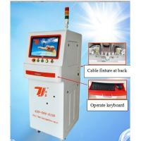 China Automatic Cable Laser Wire Marking Machine Speed Up To 200M / Minute wholesale